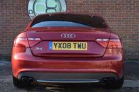 USED 2008 08 AUDI A5 4.2 S5 V8 QUATTRO 2d 354 BHP WE OFFER FINANCE ON THIS CAR
