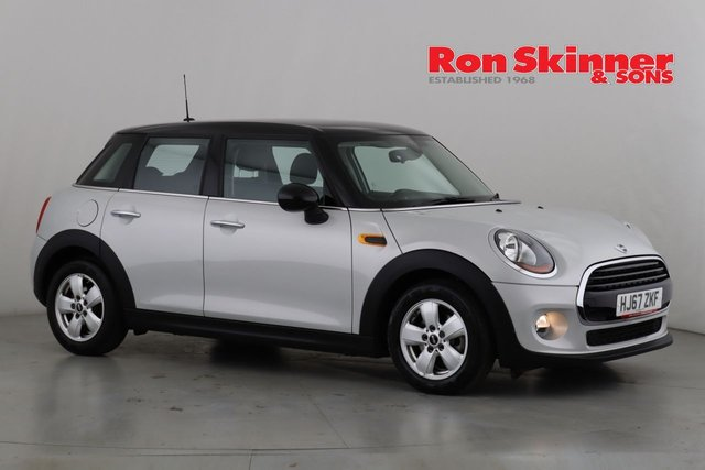 View our 2017 67 MINI HATCH COOPER 1.5 COOPER 5d 134 BHP