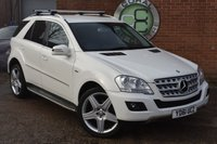 2011 MERCEDES-BENZ M CLASS 3.0 ML300 CDI BLUEEFFICIENCY SPORT 5d AUTO 204 BHP £10490.00