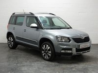 USED 2016 66 SKODA YETI 2.0 OUTDOOR LAURIN AND KLEMENT TDI SCR 5d 148 BHP PAN GLASS ROOF + 3 SERVICES + FULL LEATHER + 1 OWNER