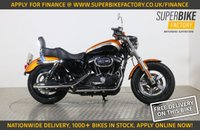 USED 2014 64 HARLEY-DAVIDSON SPORTSTER 1200 CUSTOM LTD XL CA ALL TYPES OF CREDIT ACCEPTED. GOOD & BAD CREDIT ACCEPTED, OVER 1000+ BIKES IN STOCK