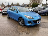USED 2009 09 MAZDA 3 1.6 TS2 D 5d 109 BHP Low mileage diesel with full service history