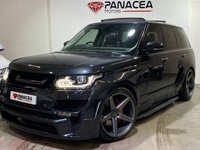 USED 2012 11 LAND ROVER RANGE ROVER 4.4 SDV8 VOGUE SE 5d 339 BHP