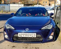 USED 2014 63 TOYOTA GT86 2.0 D-4S 2d 197 BHP AUTOMATIC FULL HISTORY, UPGRADED ZENONS!