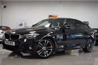 USED 2015 15 BMW 3 SERIES 2.0 320D M SPORT GRAN TURISMO 5d AUTO 181 BHP STUNNING 3 SERIES GT MODEL! MUST BE SEEN!