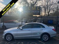 USED 2015 65 MERCEDES-BENZ C-CLASS 1.6 C200 BLUETEC SE 4d 136 BHP STUNNING STERLING SILVER WITH FULL BLACK ARTICO LEATHER UPHOLSTERY. ONLY TWO OWNERS. FULL SERVICE HISTORY. REAR REVERSING CAMERA. ALLOY WHEELS. AIR CONDITIONING. CRUISE CONTROL. ELECTRIC WINDOWS. REMOTE CENTRAL LOCKING WITH TWO KEYS. PLEASE GOTO www.lowcostmotorcompany.co.uk TO VIEW OVER 120 CARS IN STOCK.