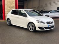 USED 2015 65 PEUGEOT 308 2.0 BLUE HDI S/S GT 5d 180 BHP