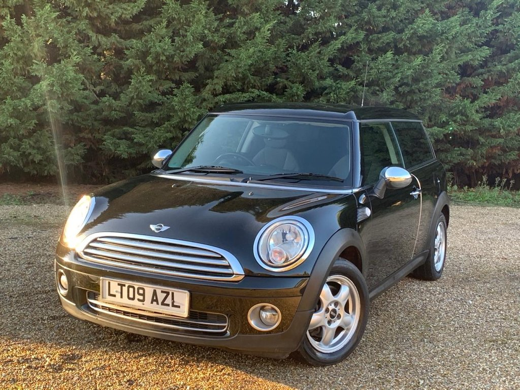 USED 2009 09 MINI CLUBMAN 1.4L ONE 5d 94 BHP