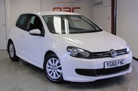 USED 2010 60 VOLKSWAGEN GOLF 1.6 S TDI BLUEMOTION 3d 103 BHP