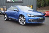USED 2012 VOLKSWAGEN SCIROCCO 2.0 GT TDI BLUEMOTION TECHNOLOGY 2d 140 BHP