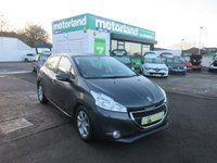 USED 2013 13 PEUGEOT 208 1.4 ACTIVE 5d 95 BHP
