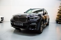 USED 2019 W BMW X3 3.0 M40D 5d 261 BHP**FULL PANORAMIC ROOF & BESPOKE LEATHER-HUGE SPEC!!**