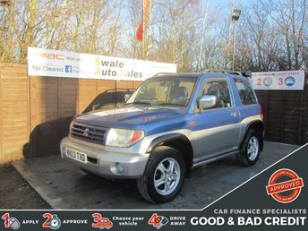 View our MITSUBISHI SHOGUN PININ