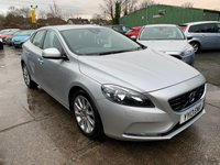 USED 2013 13 VOLVO V40 1.6 D2 SE 5d 113 BHP FULL SERVICE HISTORY