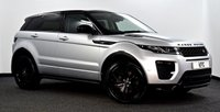 USED 2016 16 LAND ROVER RANGE ROVER EVOQUE 2.0 TD4 HSE Dynamic Auto 4WD (s/s) 5dr Pan Roof, Black Pack, Camera +