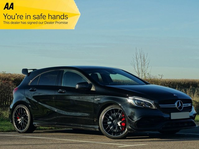 View our MERCEDES-BENZ A45