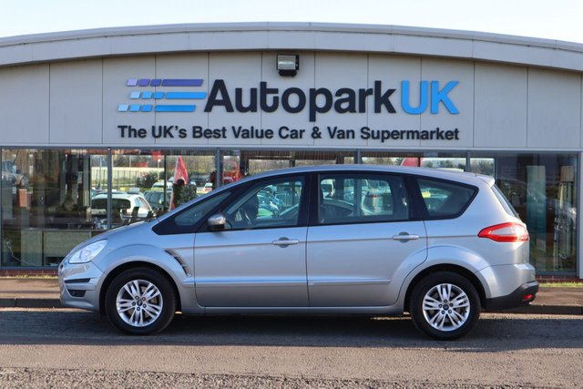 USED 2013 63 FORD S-MAX 1.6 ZETEC TDCI S/S 5d 115 BHP LOW DEPOSIT OR NO DEPOSIT FINANCE AVAILABLE