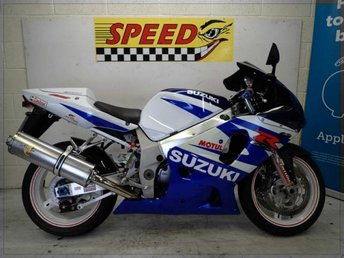 2002 SUZUKI GSX-R600K2 GSX-R600K2 £1995.00