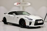 USED 2016 66 NISSAN GT-R 3.8 ENGINEERED BY NISMO TRACK EDITION 2d 562 BHP VERY RARE MY17/PPF/£92K LIST