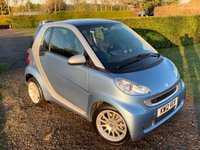 USED 2012 12 SMART FORTWO 1.0 PASSION MHD 2d 71 BHP Full Merc History, MOT 12/20 Full Mercedes Benz Service History, MOT 12/20, Recently Serviced, Very Very Clean And Tidy Example, Panoramic Roof, X2 Keys, Sat Nav, Bluetooth Handsfree And Media Streaming, Unmarked Body And Wheels, Rare Colour Combination, Stop Start, Free Road Tax, Ulez Free, Amazing Fuel Economy, 6 Months Warranty included, Drives Superbly You Will Not Be Dissapointed!,