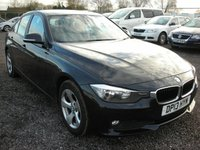 2013 BMW 3 SERIES 2.0 320D EFFICIENTDYNAMICS 4d 161 BHP £5500.00