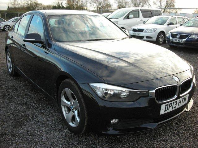 2013 13 BMW 3 SERIES 2.0 320D EFFICIENTDYNAMICS 4d 161 BHP