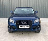 USED 2013 63 AUDI Q5 2.0 TDI QUATTRO SE 5d 175 BHP