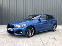 USED 2015 65 BMW 1 SERIES 2.0 125D M SPORT 5d 221 BHP