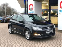 USED 2016 66 VOLKSWAGEN POLO 1.4 MATCH TDI 5d 74 BHP 1 OWNER | DAB | AIR CON |