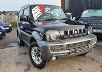 2008 SUZUKI JIMNY 1.3 JLX PLUS AUTO 3d 85 BHP £6490.00