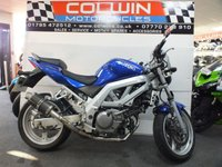 USED 2003 03 SUZUKI SV 650 645cc SV 650 K3  EXTREMELY CLEAN EXAMPLE!!!