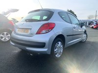 USED 2009 59 PEUGEOT 207 1.4 S 8V 3d 73 BHP Excellent Value
