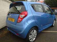 USED 2013 13 CHEVROLET SPARK 1.2 LTZ 5d 80 BHP GUARANTEED TO BEAT ANY 'WE BUY ANY CAR' VALUATION ON YOUR PART EXCHANGE