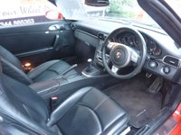 USED 2007 57 PORSCHE 911 3.8 CARRERA 4 S 2d 350 BHP FULL PORSCHE AND SPECIALIST SERVICE HISTORY,6 SPEED MANUAL