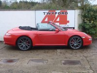 2007 PORSCHE 911 3.8 CARRERA 4 S 2d 350 BHP £34995.00