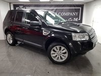 2012 LAND ROVER FREELANDER 2.2 TD4 GS 5d 150 BHP + 2 KEYS + PRIVACY GLASS £7275.00