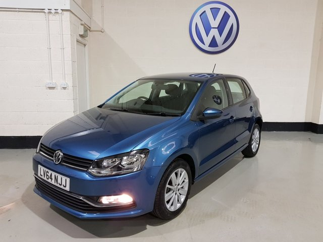 USED 2014 64 VOLKSWAGEN POLO 1.0 SE 5d 60 BHP 1 Owner /Recent Service / Low Miles/ £20 Tax/ Bluetooth