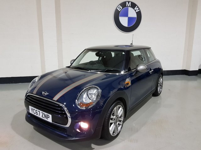 USED 2017 67 MINI HATCH COOPER 1.5 COOPER SEVEN 3d 134 BHP 1 Owner/Sat-Nav/Sports Seats/Climate/Mood Lights