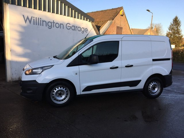 2015 15 FORD TRANSIT CONNECT 1.6 200 P/V 74 BHP