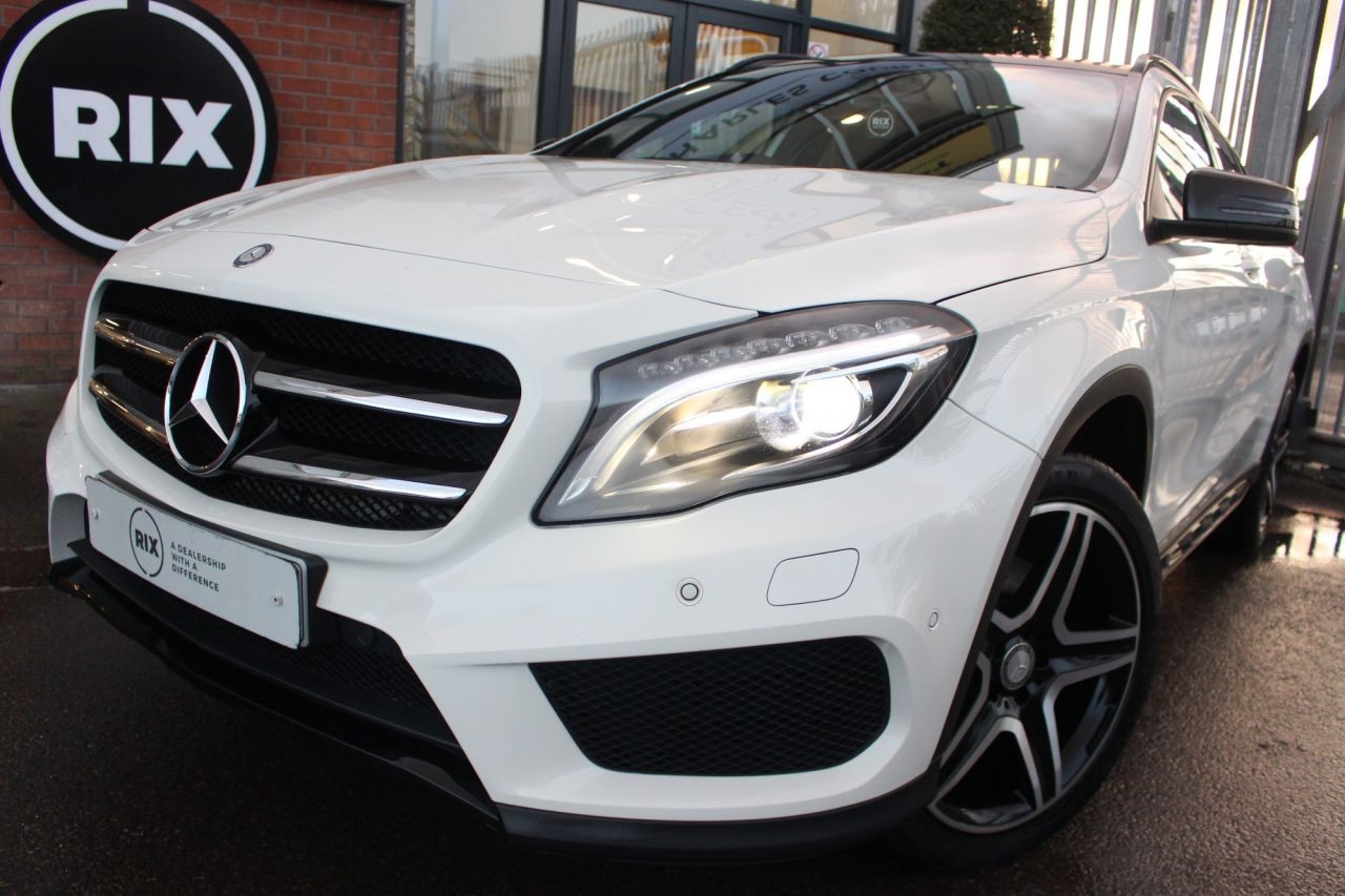 Used MERCEDES-BENZ GLA-CLASSfor sale