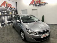 USED 2016 PEUGEOT 308 1.6 BLUE HDI S/S ACTIVE 5d 120 BHP