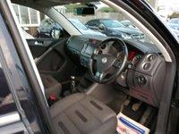 USED 2008 08 VOLKSWAGEN TIGUAN 2.0 SPORT TDI 5d 138 BHP
