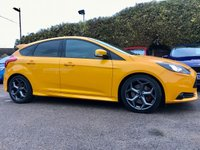 USED 2014 14 FORD FOCUS 2.0 ST-2 5d  WITH A MOUNTUNE KIT AND PRIVATE PLATE NO DEPOSIT  PCP/HP FINANCE ARRANGED, APPLY HERE NOW