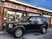 2007 LAND ROVER DISCOVERY 2.7 3 TDV6 XS 5d 188 BHP £7000.00