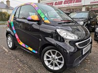 2012 SMART FORTWO 1.0 PASSION MHD 2d 71 BHP £3495.00