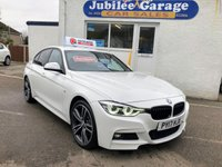 USED 2017 17 BMW 3 SERIES 2.0 320D M SPORT 4d 188 BHP Heated Seats, Sat Nav, Cruise, Paddle Shift!