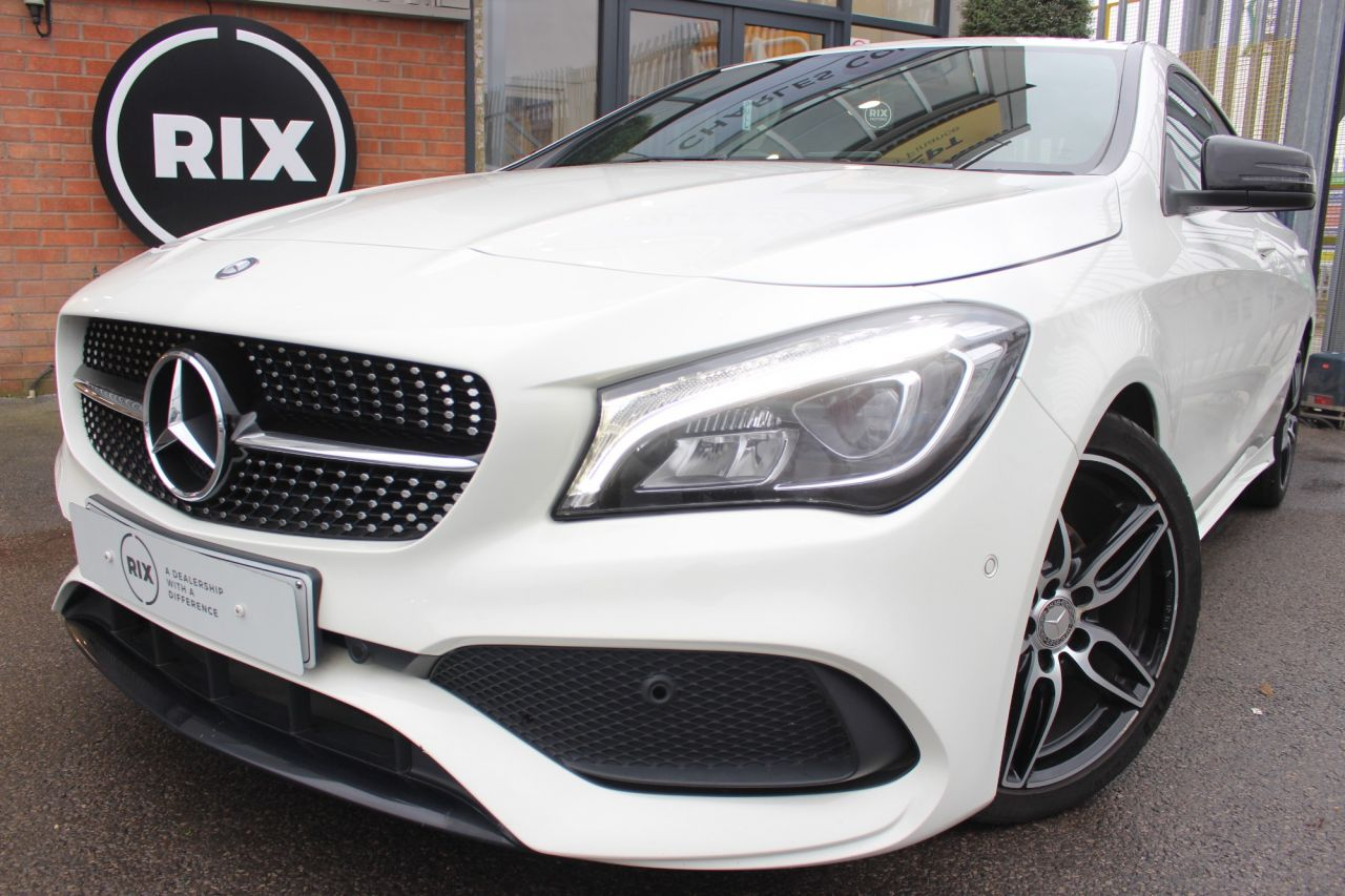 Used MERCEDES-BENZ CLA for sale