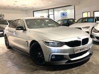 "USED 2018 18 BMW 4 SERIES 2.0 430I M SPORT GRAN COUPE 4d 248 BHP ++BM PERF KIT+NAV+19""ALLOY++"
