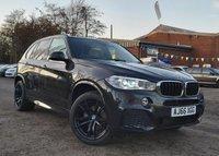 2016 BMW X5 3.0 XDRIVE30D M SPORT 5d 255 BHP £38000.00