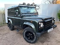 USED 2004 54 LAND ROVER DEFENDER 2.5 90 TD5 COUNTY HARD TOP 120 BHP